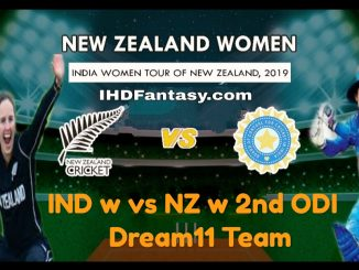 IND W vs NZ W 2nd ODI Dream11 Team | Match News | Playing XI | Fantasy Prediction