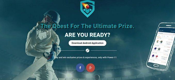 fantasy power11 cricket fantasy app