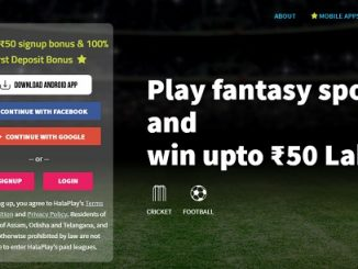 halaplay cricket fantasy app