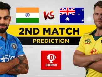 IND vs AUS 2nd t20 Dream11 Team | Match News | Playing XI | Fantasy Prediction