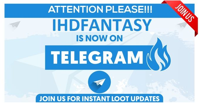 IHDFANTASY TELEGRAM CHANNEL