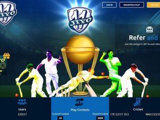 jiyo11 fantasy cricket app