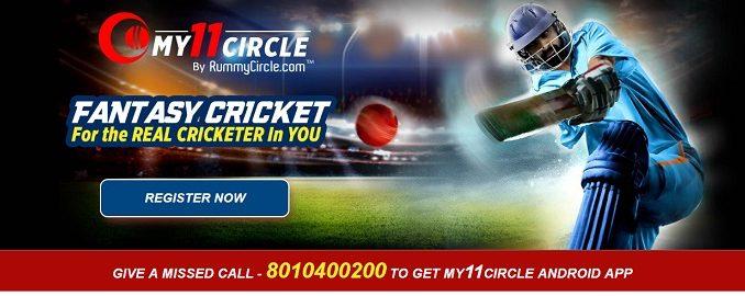 my11circle fantasy cricket app