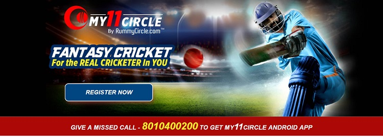 my11circle fantasy cricket app