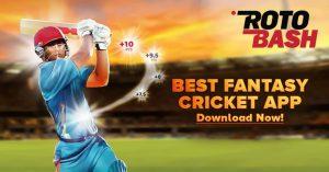 Rotobash Fantasy Cricket Refer And Earn Rs. 100 Per Refer
