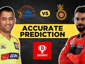 RCB vs CSK IPL 2019 1st Match Fantasy Prediction, Match News & Playing XI