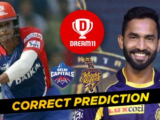 IPL 2019: KKR vs DC 10th Match Dream11 Team Prediction, & Playing XI