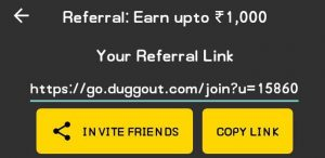 duggout referral link