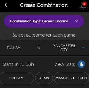 livepool football play game outcome