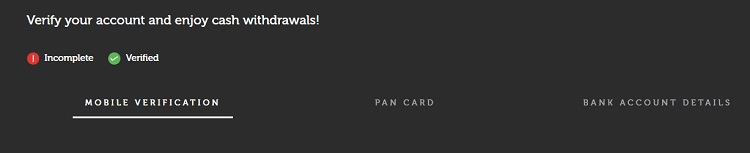 livepools account verification