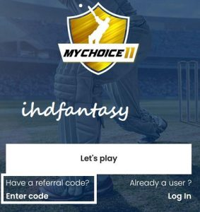MyChoice11 Referral Code & Invite Code