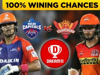 IPL 2019: DC vs SRH 16th Match Dream11 Team Prediction, Playing XI