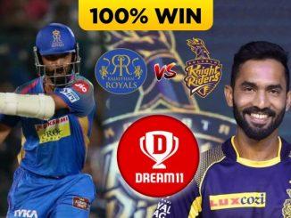 IPL 2019, KKR vs RR, Match 43rd, Dream 11 Team, Playing XI & Predictions