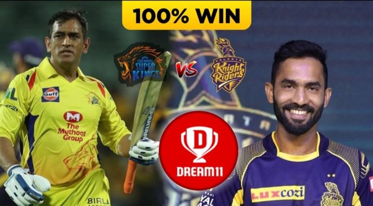 IPL 2019, 29th Match: KKR vs CSK Dream11 Prediction Today, Team