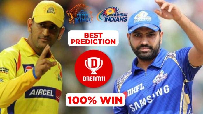 MI vs CSK Dream11 Team Prediction