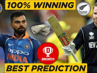 IND vs NZ 4th Warm-up – ICC Cricket World Cup 2019 Dream11 Team