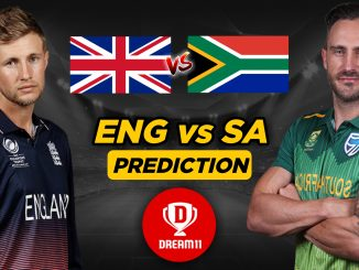 England Vs South Africa Dream11 team World Cup 2019