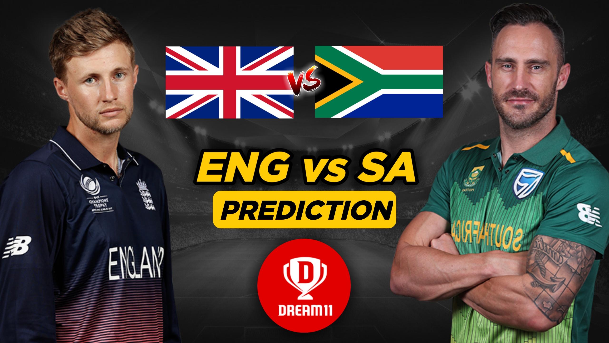 ICC World Cup 2019, ENG Vs SA, First Match, Dream 11 Team Predictions
