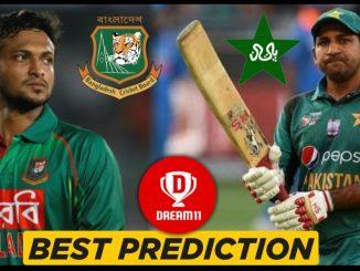 ICC WC 2019, Warm-up Match: BAN vs PAK Dream11 Team, Playing XI