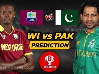 Pakistan Vs West Indies Dream11 team World Cup 2019