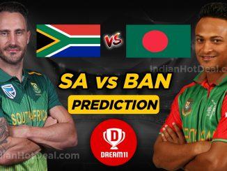 South Africa vs Bangladesh Dream11 team World Cup 2019
