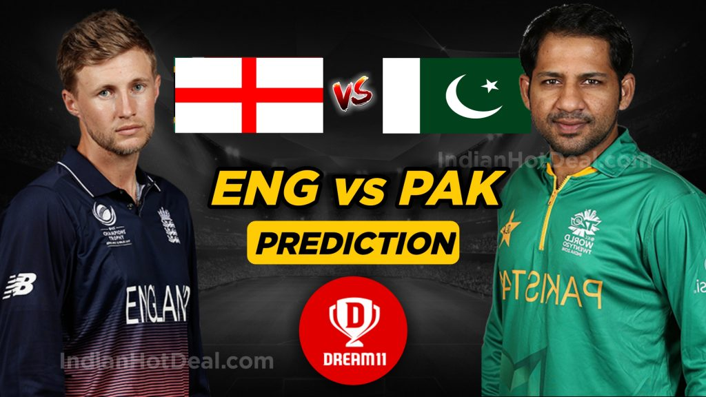 England vs Pakistan Dream11 team World Cup 2019
