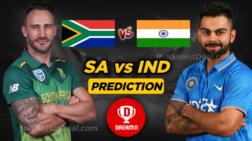 IND vs SA 1st t20 Dream11 Team Prediction For Toays's Match, Playing XI
