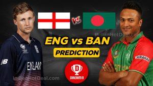 ICC World Cup 2019, ENG vs BAN, 12th Match, Dream 11 Team Predictions