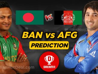 Afghanistan vs Bangladesh Dream11 team World Cup 2019