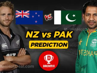 New Zealand vs Pakistan Dream11 team World Cup 2019