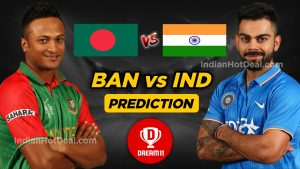 India vs Bangladesh Dream11 team World Cup 2019