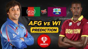 West Indies vs Afghanistan Dream11 team World Cup 2019