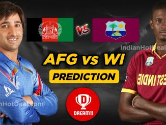 West Indies vs Afghanistan Dream11 team World Cup 2019
