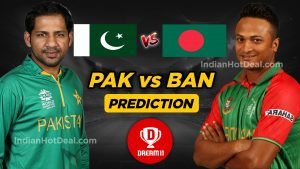 Pakistan vs Bangladesh Dream11 team World Cup 2019