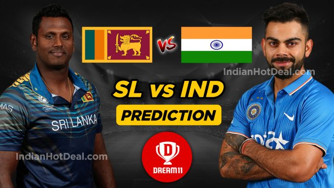 India vs Sri Lanka Dream11 team World Cup 2019