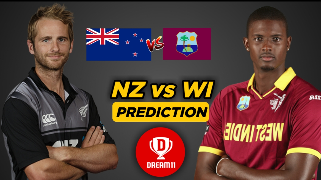 NZ vs WI Dream11 Team Prediction 2nd Test Match 2020