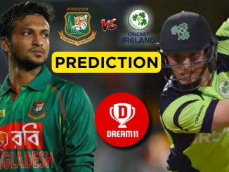 BAN vs IRE, 6th ODI: Dream11 Team Prediction Today Match, Playing XI