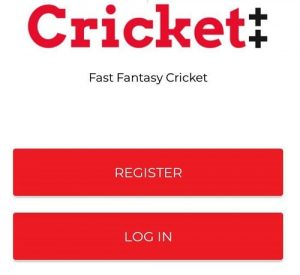 cricket++ register
