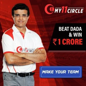 My11Circle Fantasy Cricket