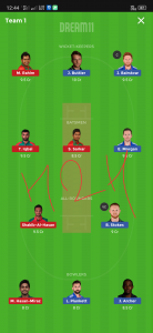 ENG vs BAN Dream11 Team Head To Head