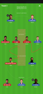 ENG vs BAN Dream11 Team For Today's Match Small League