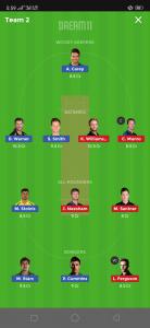AUS vs NZ Dream11 Team for today's match Grand League 1