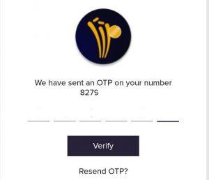 play11 otp verification