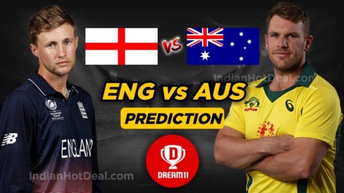 ENG vs AUS Dream11 Team Prediction 2nd ODI Match (100% Winning Team)