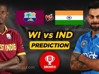 ind vs wi dream 11 prediction