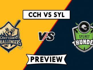 CCH-VS-SYL dream 11 Prediction