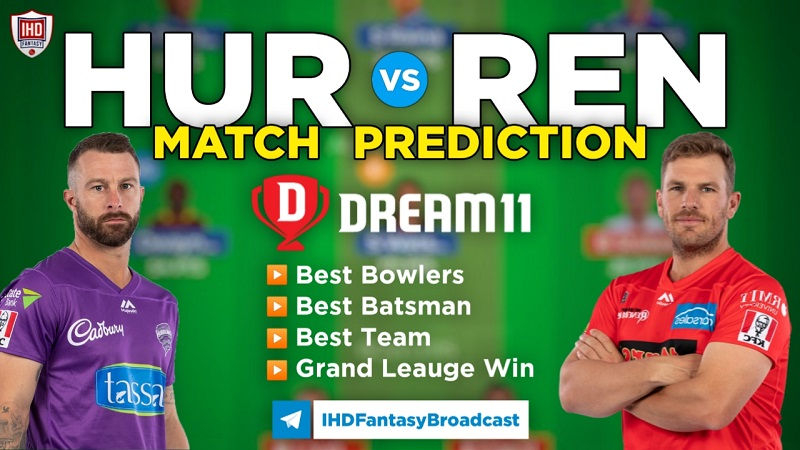 HUR vs REN Dream11 Team Prediction