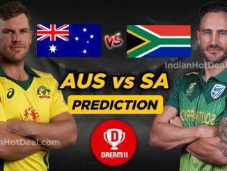 SA vs AUS dream11 team prediction