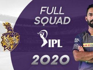 kkr-full-squad-ipl-2020