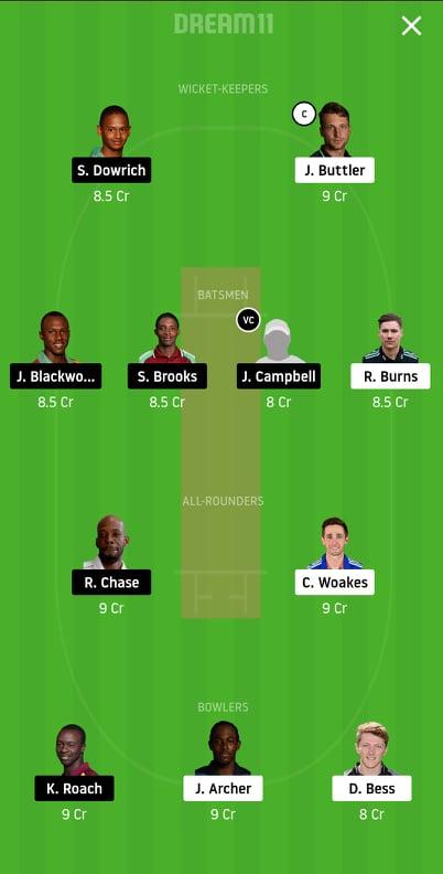 eng vs wi dream11 team prediction grand league